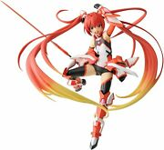 Gonna Andecirctre The Twin-tail Queue Rouge 1/8 Pvc Figurine