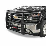 Go Rhino 3176mt 3100 Series Stepguard - Center Grille With Brush Guards New