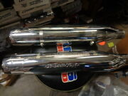 Harley Davidson Screaming Eagle Street Cannon Slip On Exhaust