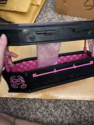 Monster High Draculaura Collectible Coffin Bed With Accessories