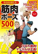 How To Draw 500 Manga Anime Mens Heroes Muscle Poses Book