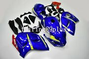 Blue Yellow Red Abs Injection Fairing Kit Fit For 2008-2016 Gsxr1300 Busa Gen 2