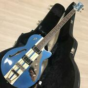 Duesenberg Starplayer Bass Gibson This Color Is Only Sold As A Bespoke Product
