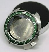 6105 Captain Willard Diver Style Watch Case For Seiko Nh35 And Nh36 Movement