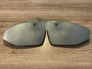 Audi A6 A7 C8 4k A8 D5 4n Oem Mirror Glass Set Lh Rh Heating Dimming From 2018