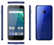 Htc U11 Life 2q3f300 4g Lte Android T-mobile Unlocked - Sapphire Blue - Vg