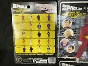 Space 1999 Qty 21 - 8 Inch Action Figure Mego Classic Tv Toys 5 Series + Rare 1