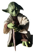Star Wars Legendary Jedi Master Yoda Discontinued By Manufacturer Used Once