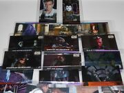Topps Star Wars Widevision Chase Card/promo Card Lot 22 Cards