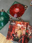 Hand-signedmeghan Trainor Signed Autographed Very Christmas Vinyl Sold-out