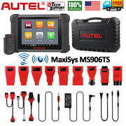 Autel Scanner Ms906ts Maxisys Diagnostic System With Comprehensive Tpms Module