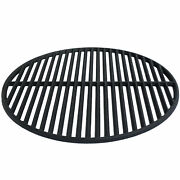 Gas Grill Cast Iron Cooking Grid Replacement For Big Green Egg Large 69991