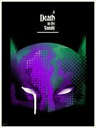 Wbyk Batman A Death In The Family Variant Limited Mondo Poster Edition Of 75