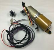 New 1967 Impala Convertible Top Switch W/ Housing Wiring Harness And Motor-pump