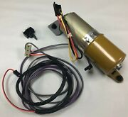 New 1967 Impala Convertible Top Switch Wiring Harness And Motor-pump Assembly