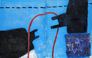 James Coignard, Face Minerale Diptych, Carborundum Etching, Signed And Numbere