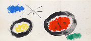 Joan Miro, Untitled From Derriere Le Miroir 3, Lithograph