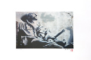 Jonathan Singer, Man From 5 Pointz, Queens, Digital Inkjet Print, Signed And Num