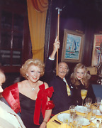 Stanley Einzig Dali Posing With Cane Ii From Salvador Daliand039s Birthday Party Co