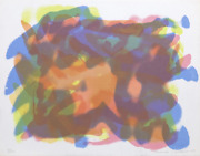 Lawrence Stafford Juniasha Screenprint Signed Numbered And Dated In Pencil