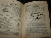 The 1907 Temple Press Cycling Year Book - 124 Pages