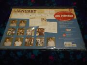 One Direction - 2014 Calendar/desk Pad - Brand New And Sealed - Harry Styles