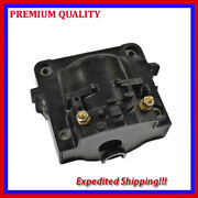 1pc Jto40 Ignition Coil For Toyota 90919-02196 9091902196