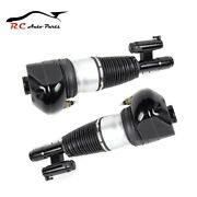 Pair Front Air Suspension Struts For Bmw G11 G12 2016-2018 4matic 37106877559/60