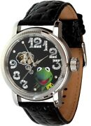 Muppet Show Automatic Watch With Kermit The Frog Motif Unisex Watch