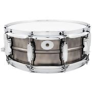 Ludwig Lc664 Pewter Copper Phonic 5x 14 Snare Drum With Imperial Lugs