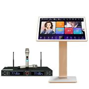 2021 Inandon Kv-503max Professional Karaoke Machine With Built-in Reverb.