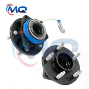2 Front Wheel Hub Bearing Assembly For Chevy Impala Buick Cadillac W/abs 513121