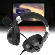 Wired Wireless Headphone With Mic Stereo Headphones Gaming Headset For Pc Gamer