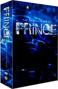 Fringe Seasons 1 To 5 Complete Collection Dvd [uk] New Dvd