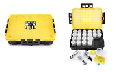 Cal Coast Fishing Battle Box Terminal Tackle Storage Container