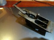 Very Scarce Stanley Bedrock Plane Part Correct Frog For The 602 Round Side