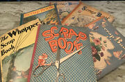 Scrapbook Vintage World War Ii Lot Of 6 Newspaper Clippings Germany Middle East