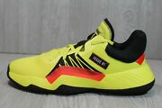 58 Mens Adidas Donovan Mitchell D.o.n. Issue 1 Engine 45 Bounce Eg5667 Shoes 9