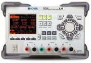 Rigol Dp832 3-channel Programmable Dc Power Supply 30 V 3 A 195 W 3.5 Tft Lcd