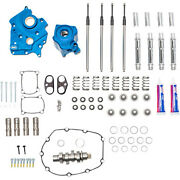 Sands 540 Chain Drive Water Cool Cam Plate Oil Pump Camchest Kit Harley Touring M8