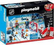 Playmobil Nhl Advent Calendar Road To The Stanley Cup 71pcs Set 9294 Christmas
