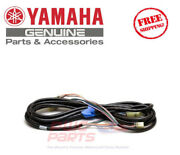 Yamaha Oem 68f-82553-60-00 20ft Outboard Boat Trim Harness Square Plugs