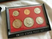 United States Mint Proof Sets And Uncirculated Coin Sets 1979-1986