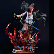 Model Palace Studio One Piece Red Hair Shanks Gk Collector Resin Painted Statue