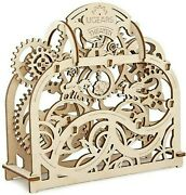 Factory Sealed Ugears Theater 3d Classic Puzzle Wooden Brain Teaser Set Model
