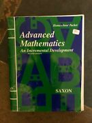 Advanced Mathematics Homeschool Packet Answers To Problems Sets And Tests