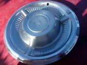 58 Vintage 1958 Chevrolet Chevy Belair Impala Nomad Biscayne Hubcap Wheel Cover