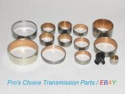 --complete--bushing Kit--fits All Turbo Hydramatic 350 350c And 375b Transmissions