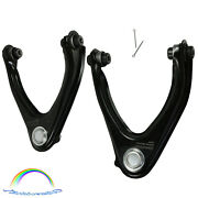 Pair For 1997-2001 Honda Crv Cr-v Control Arm Set Front Upper Left And Right
