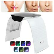 7 Colors Skin Rejuvenation Therapy Machine Whitening Wrinkle Removal Device